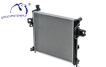 Engine cooling radiator. Classification, advantages and disadvantages.